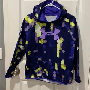 Under Armour Youth XL Storm Hoodie